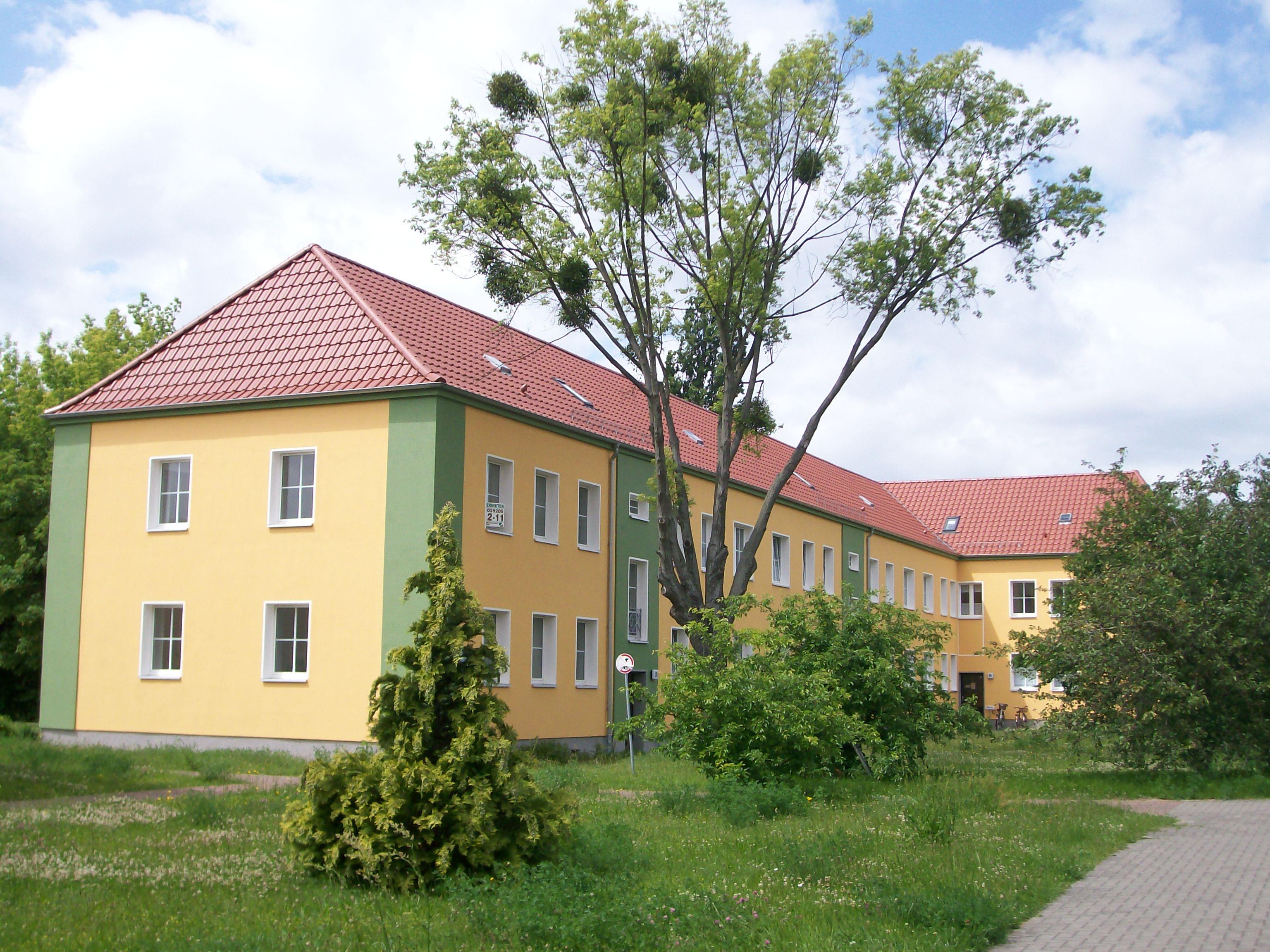Wohnung - Magdeburger Straße 24