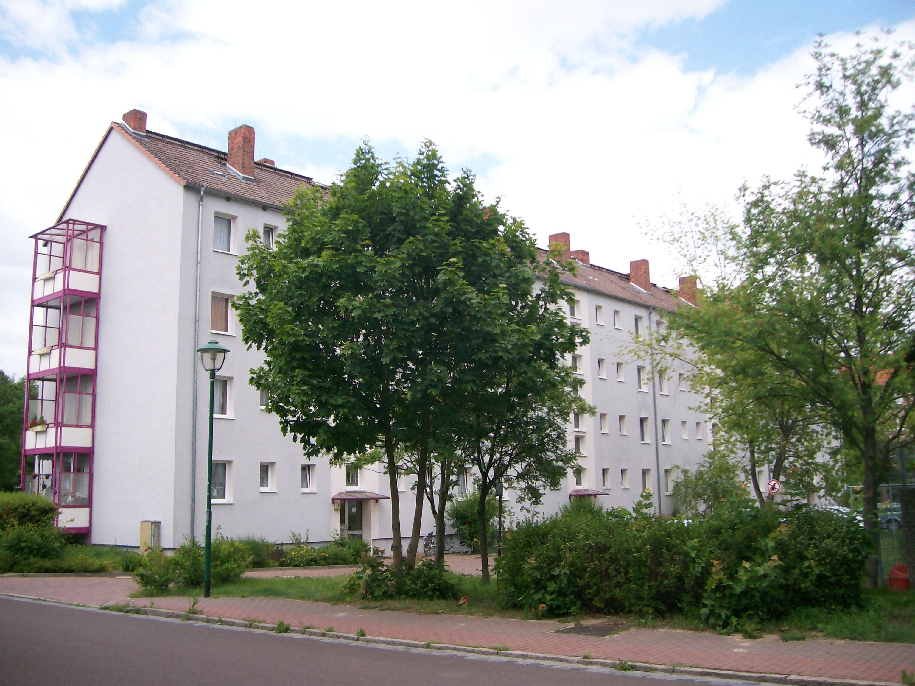 Wohnung - A.-Schweitzer-Straße 7