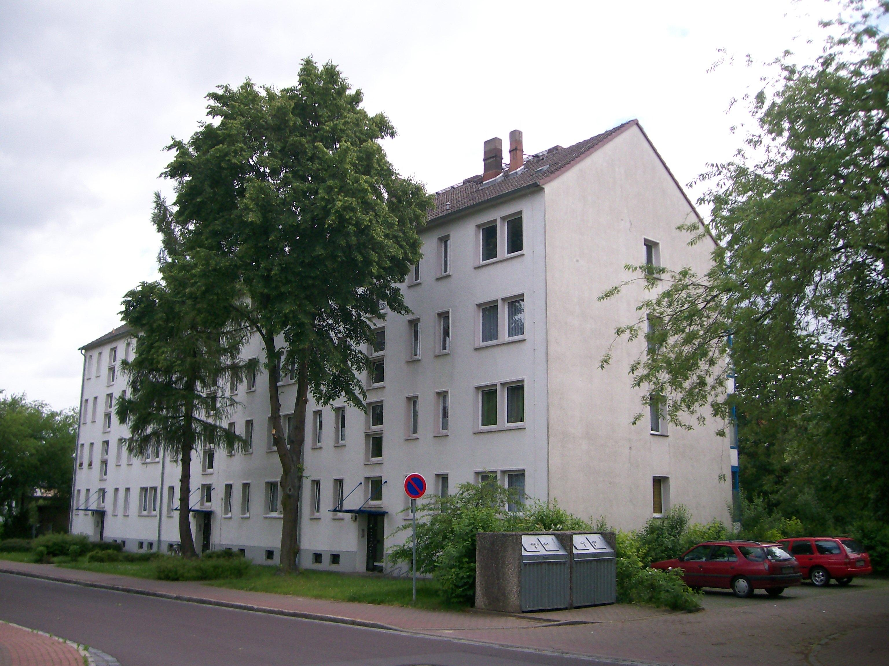 Wohnung - A.-Schweitzer-Str. 24