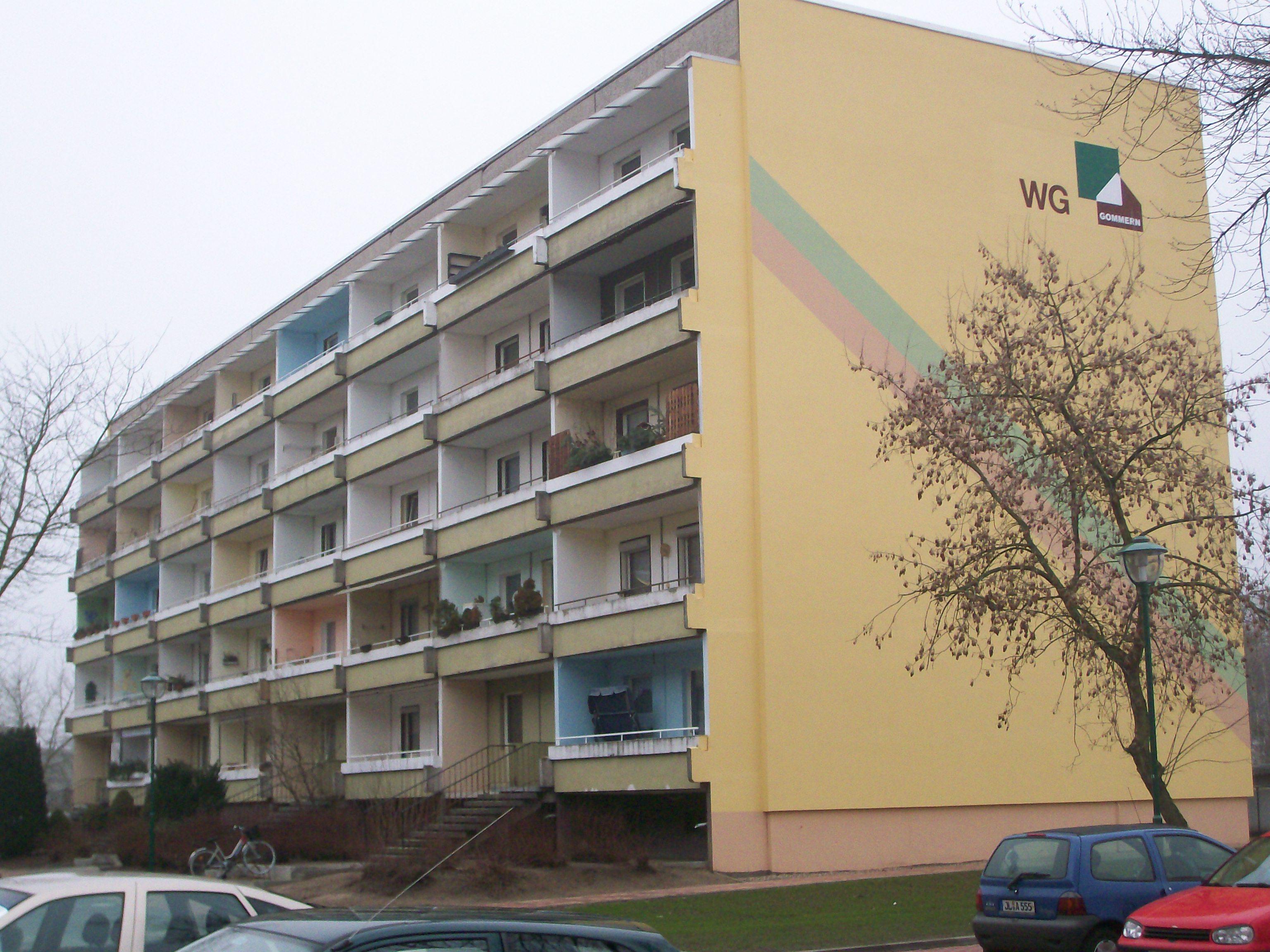 Wohnung - Max-Planck-Straße 43